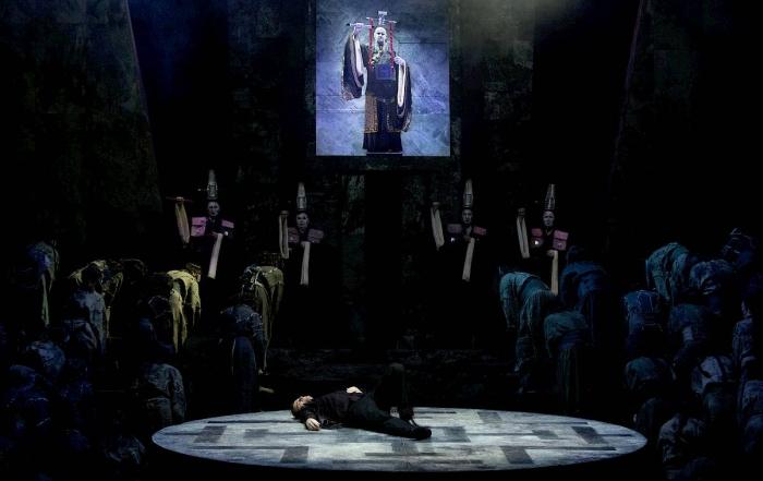 Opernhaus Zürich - Turandot - Oper von Giacomo Puccini - 2015/1