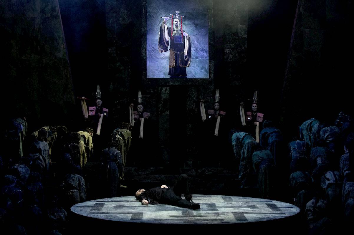 Opernhaus Zürich - Turandot - Oper von Giacomo Puccini - 2015/16 ©Judith Schlosser, e-mail: j_schlosser@bluewin.ch, Bankverbindung: ZKB, 1137-0586.405, IBAN:CH7000700113700586405, SWIFT:ZKBKCHZZ80A