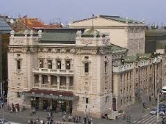 National Theater Belgrade