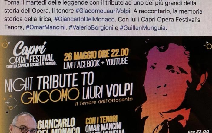 Capri Opera Festival